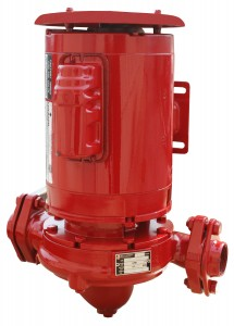 Series e-90 Close Coupled In-Line Centrifugal Pumps
